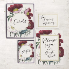 Floral Boho Custom Signs