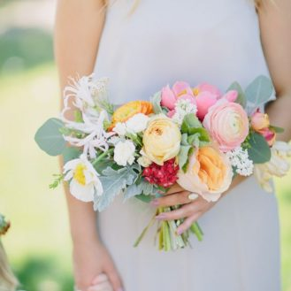 Beacon Lane Real Wedding Featured on Style Me Pretty