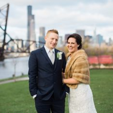 A Chicago Loft Wedding Near & Dear To Our Hearts