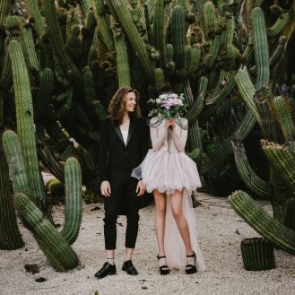 Cactus Wedding Decor is the New Pineapple Trend