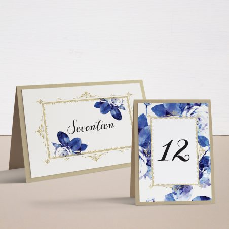 Urban Garden Tented Table Numbers