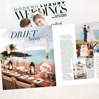 Drift Away | Tricia and Andy