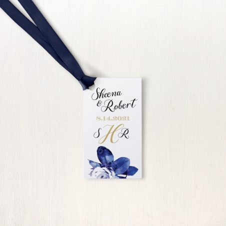 Urban Garden Favor Tags