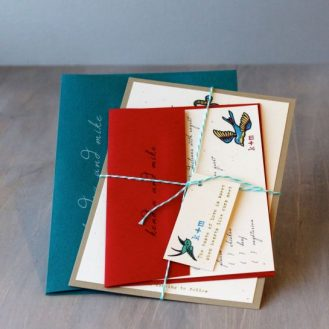 10 Etsy Shops To Bookmark For The Prettiest Wedding Invites