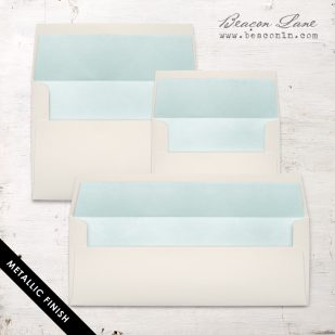 Pale Aqua Metallic