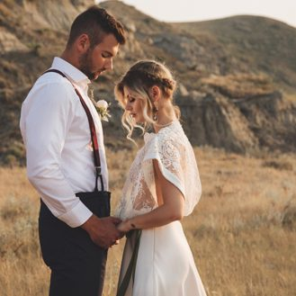 Bohemian Desert Inspired Styled Shoot in Big Muddy Valley