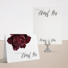 Modern Boho Thank You Cards