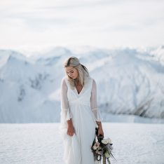 Winter Wedding Color Inspiration