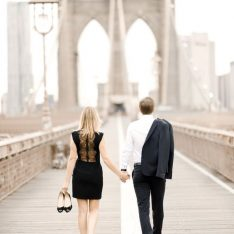NYC City Skyline Wedding Inspiration