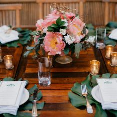 BL Real Wedding: Coral in the Caribbean
