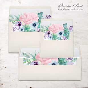 Lilac Succulent