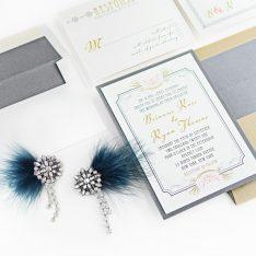 DIY Bridal Shoe Clips