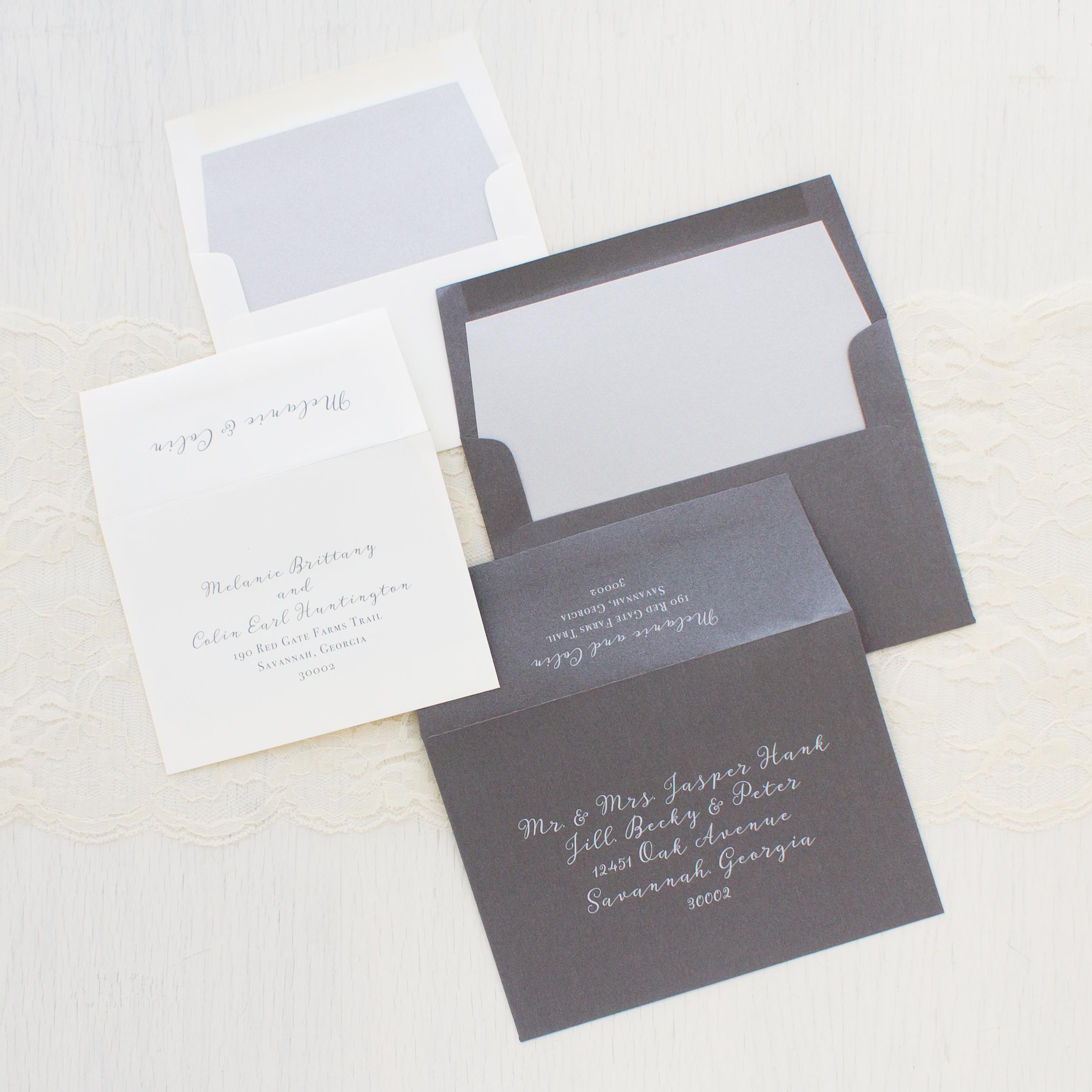 Gold Vintage Wedding Invitations | Beacon Lane