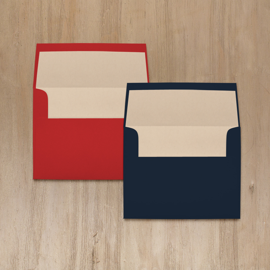 Stars and Stripes Thank You Cards