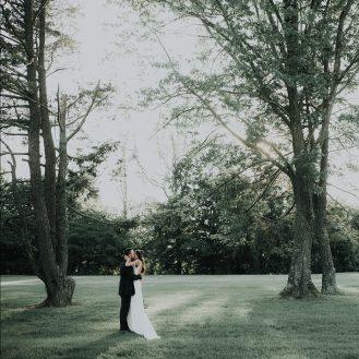 TARYN + ANT | WEDDING IN GARRISON, NY