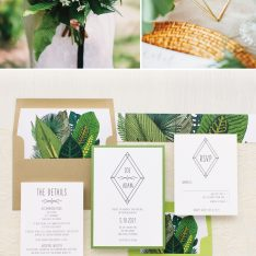 Greenery Inspiration with a Modern Twist
