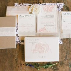 How to Word A Wedding Invite