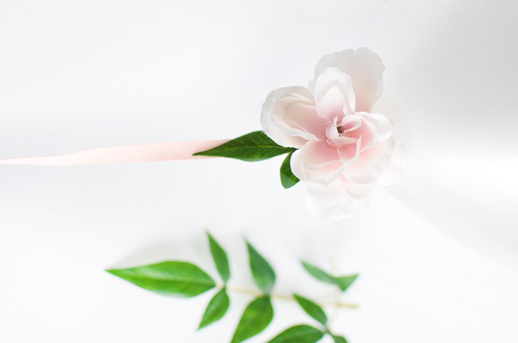 DIY Bridal Shower Floral Balloons