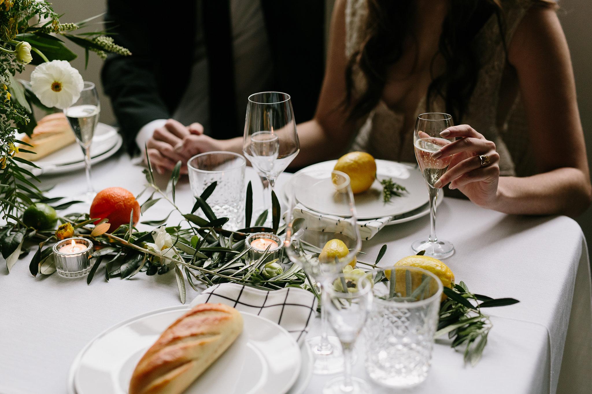 Vegan Wedding Reception Menu Beacon Lane