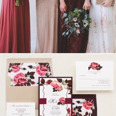 Burgundy Rose Inspiration