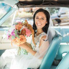 Eclectic Boho Cactus Wedding