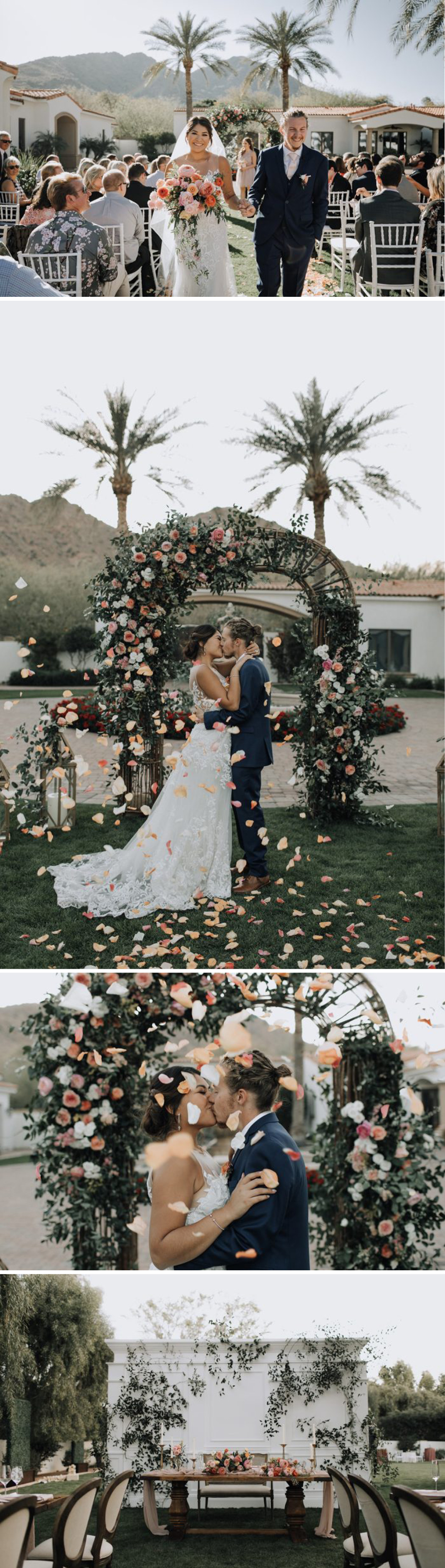 Desert Garden Wedding