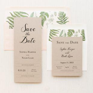 Simple Script Save the Dates