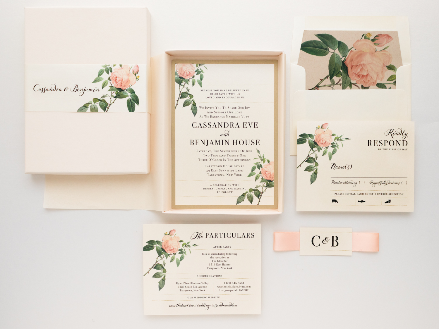 What A Wedding Invitation Should Say: How To Word Your Wedding Invites