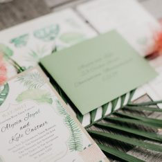 How to Word Your Destination Wedding Invites