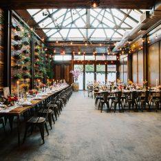 Modern City Winery Wedding in Brooklyn