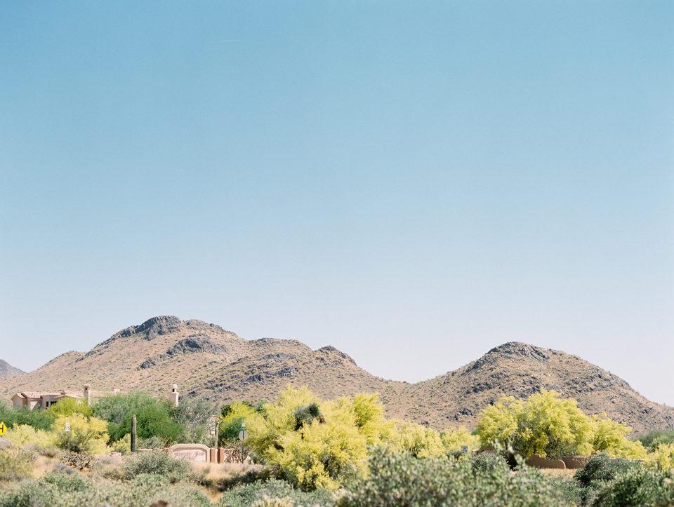 Scottsdale Boho Desert Wedding