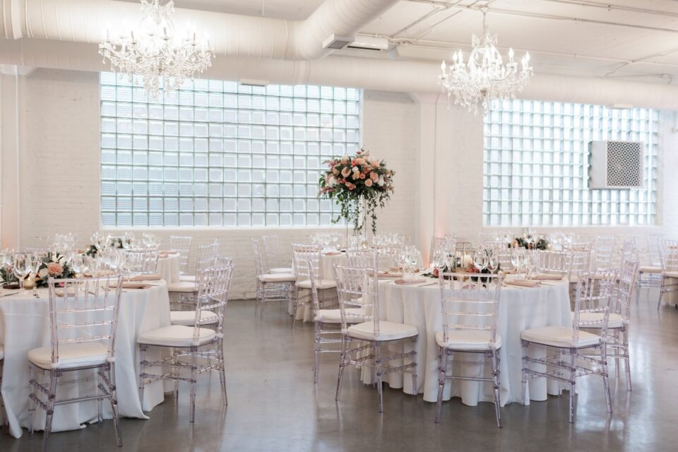 Urban Loft Chicago Wedding